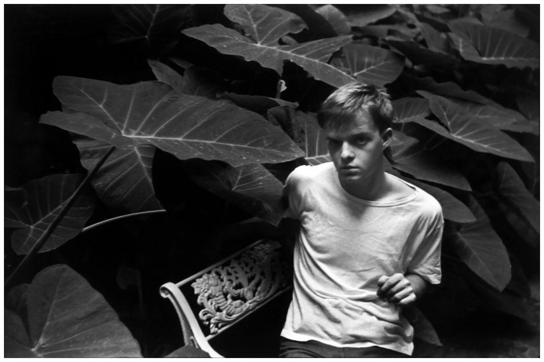 A young Truman Capote (Photo credit: Henri Cartier-Bresson, 1947)