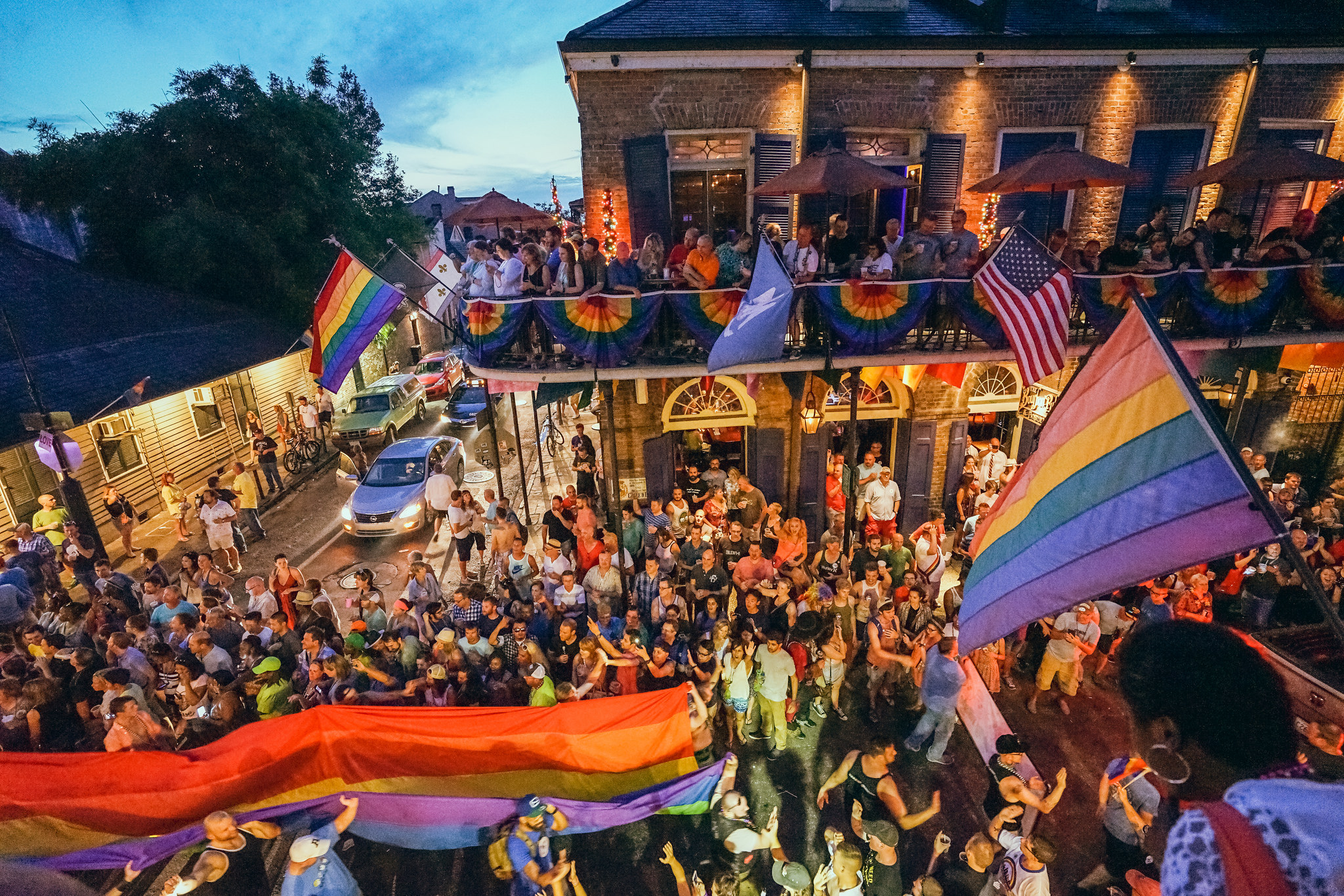 pride weekend nola