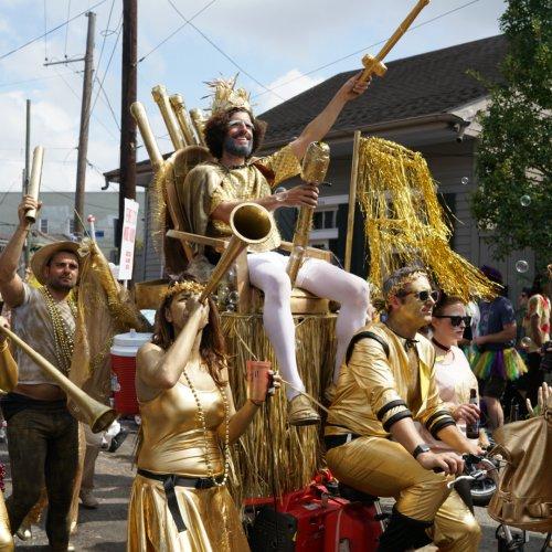 St. Anne Parade