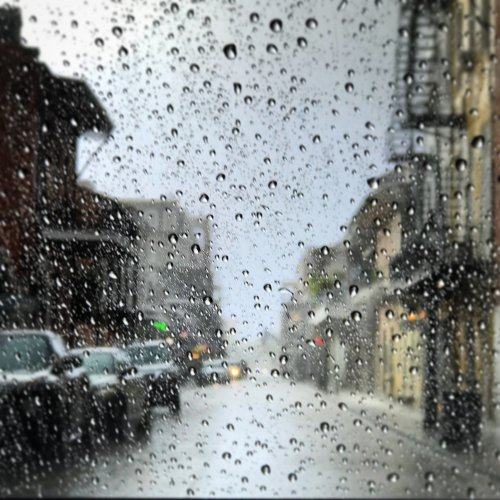 Romantic rainy days in the French Quarter are hauntingly beautiful.