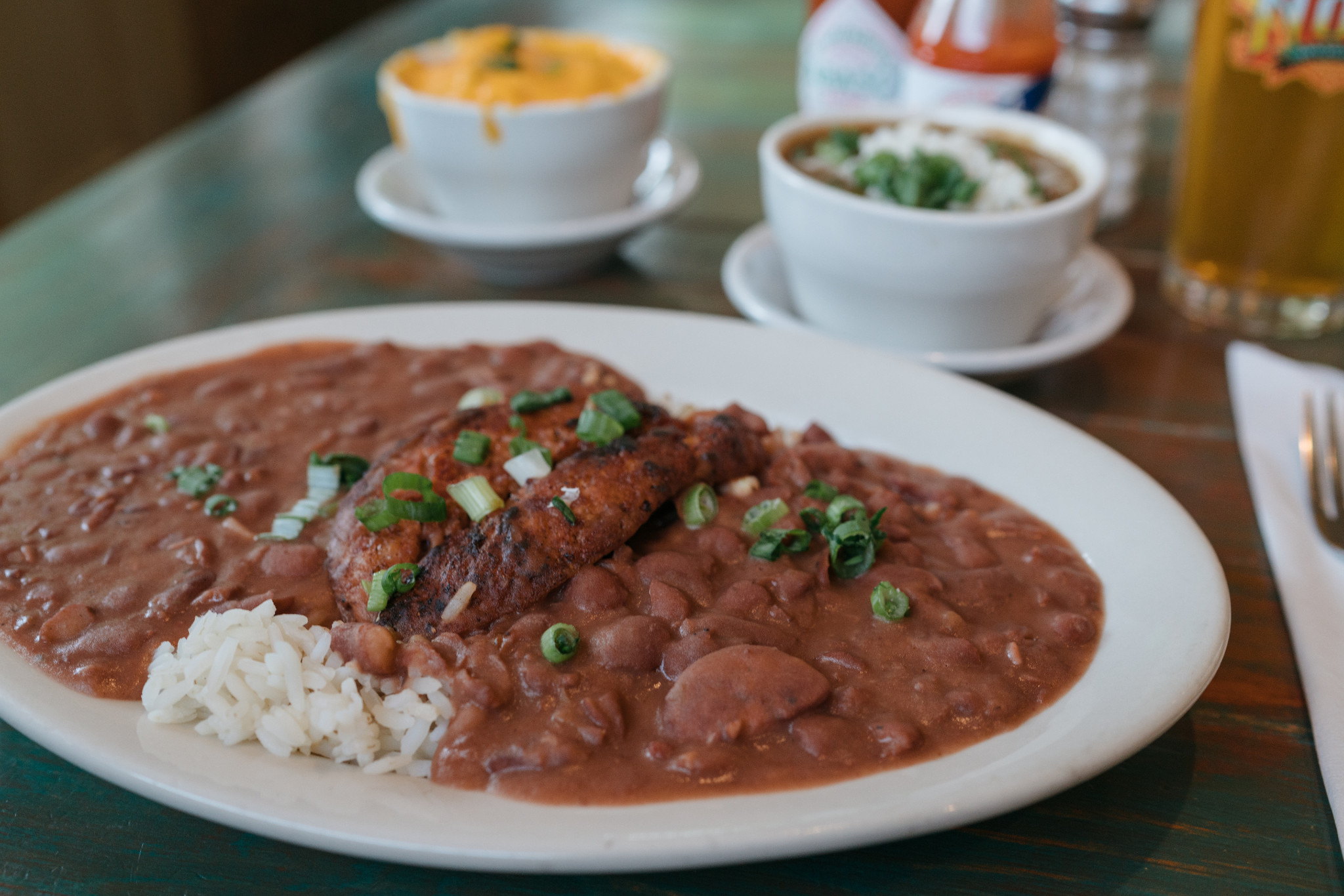 Joey K's Red Beans & Rice