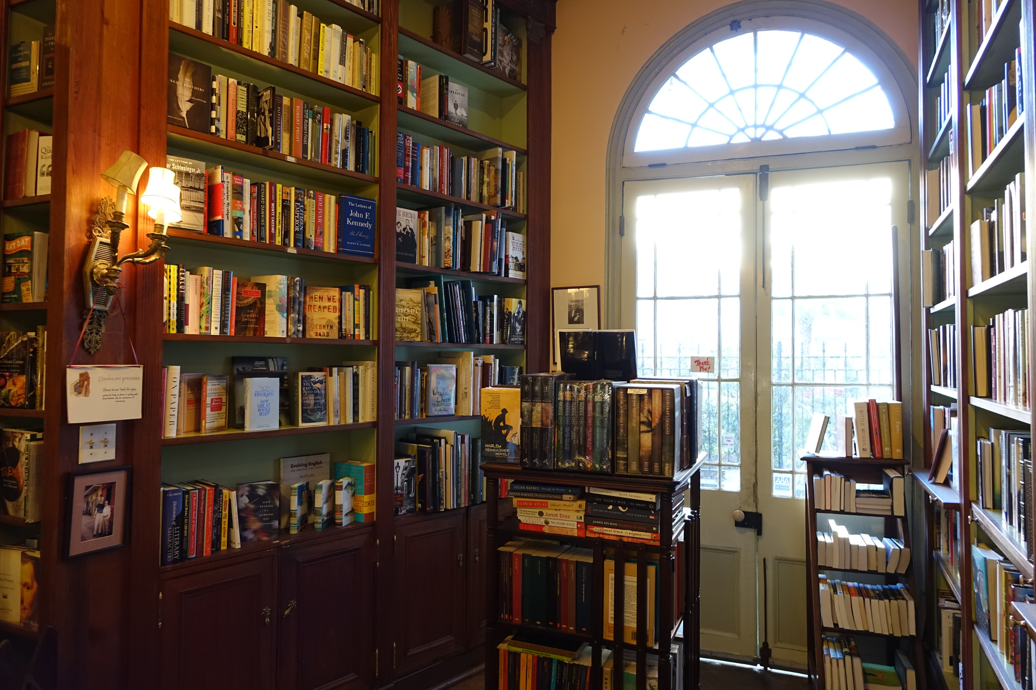 Faulkner House Books