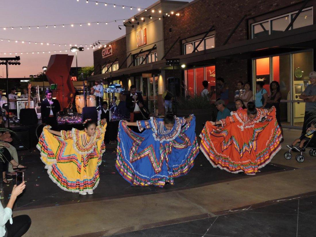 Celebrating Cinco de Mayo at Felipe's (courtesy of Spears Group)