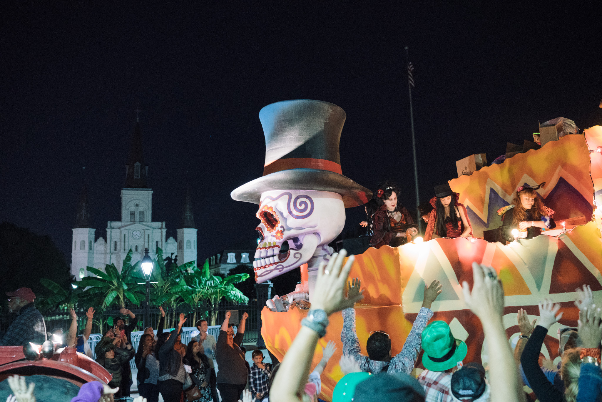 Krewe Of Boo Halloween Parade 2020 Krewe of Boo Parade in New Orleans | New Orleans Local's Guide