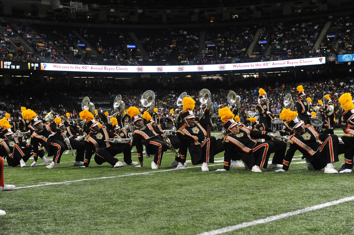 What To Expect At The 2018 Bayou Classic In New Orleans