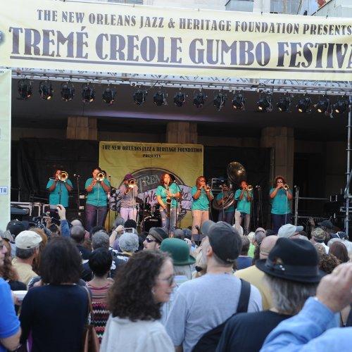 Tremé Creole Gumbo Festival