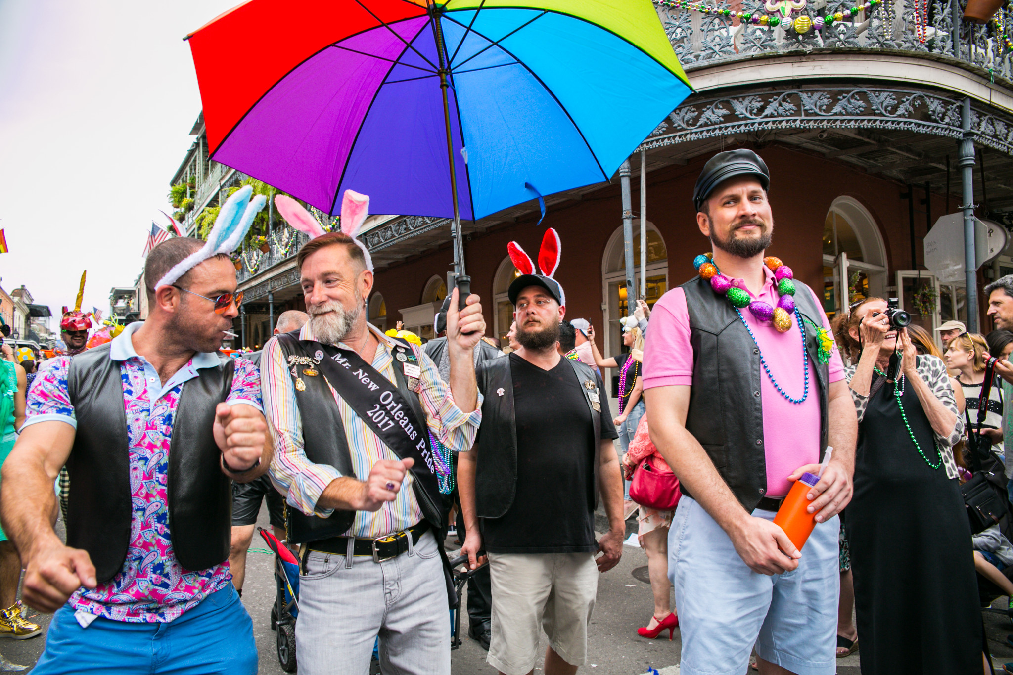 Gay easter parade new orleans