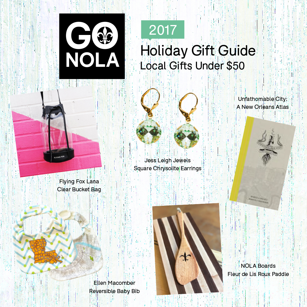 New Orleans Gift Guide