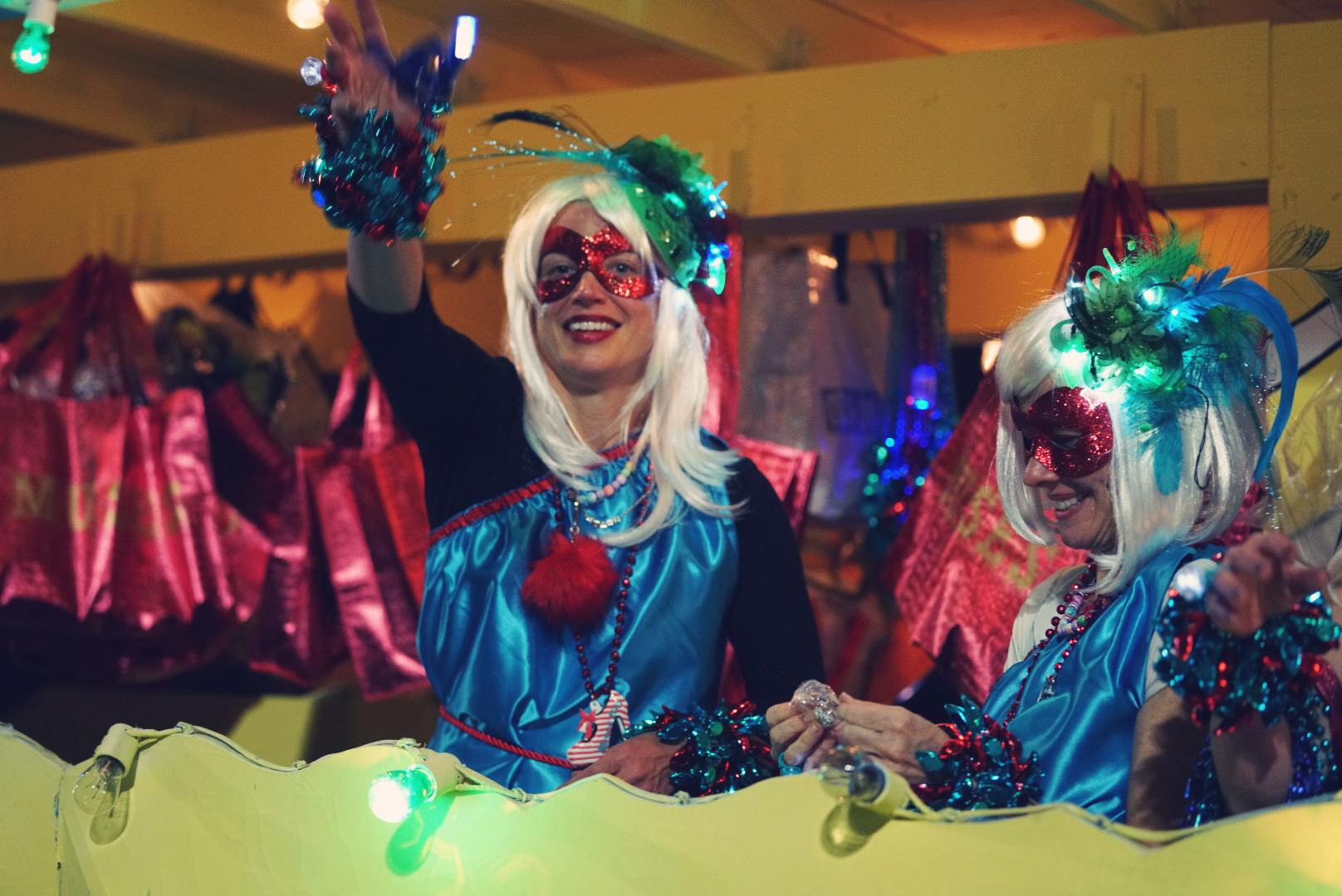 Muses Parade