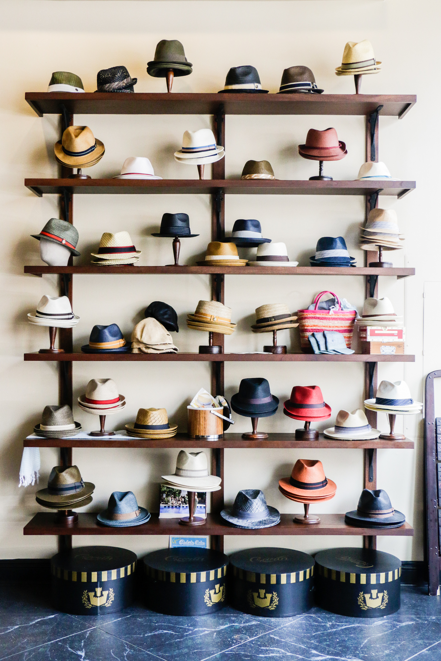 ee772612274b0 4516 Magazine St. Goorin Bros. Hat Shop (Photo  Rebecca Todd)