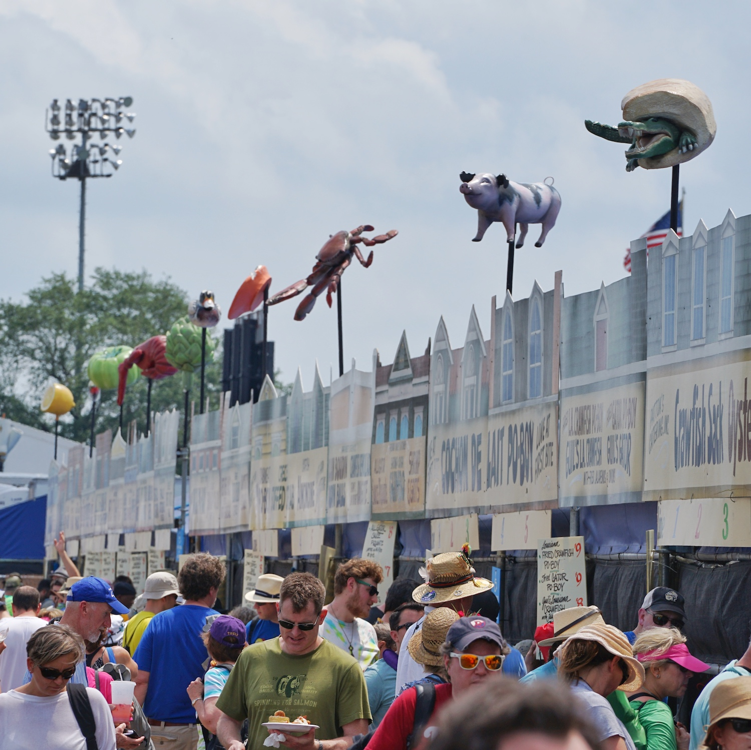 NOLA History: The New Orleans Jazz and Heritage Festival
