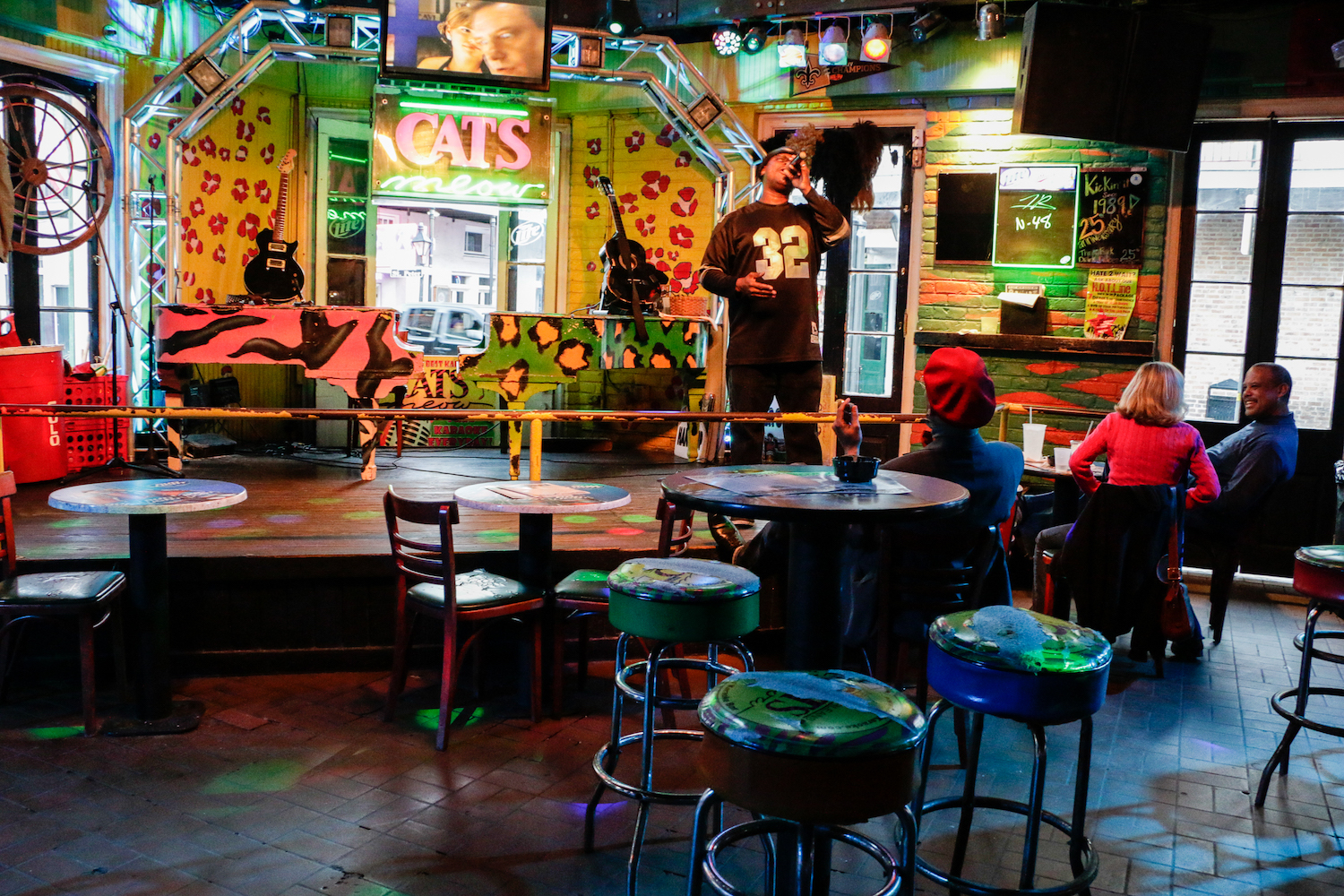 The Top Five Places to Sing Karaoke in New Orleans