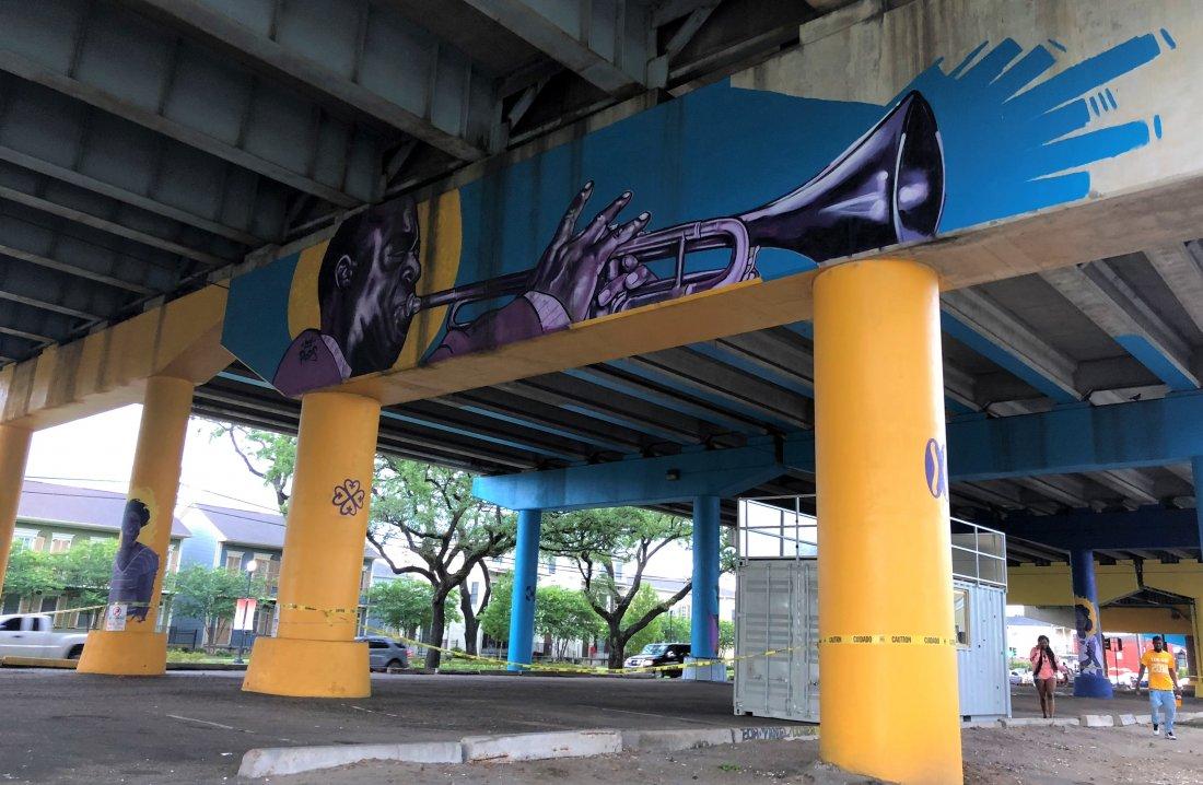 Claiborne Corridor Cultural Innovation District (Photo by Emily Ramirez Hernandez)