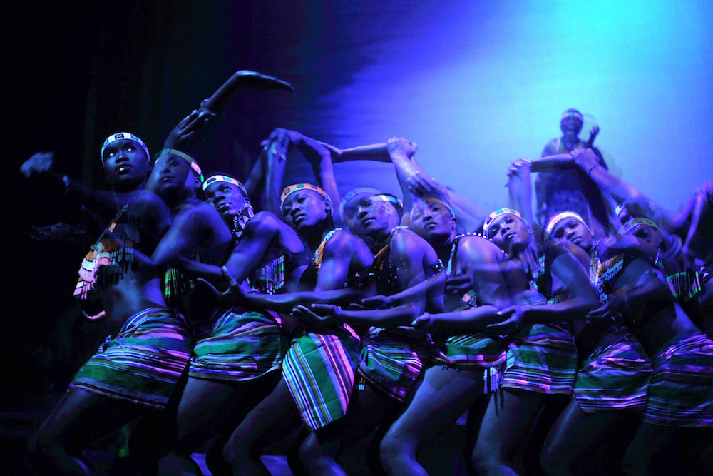 Africa Umoja Stops in New Orleans for US Tour