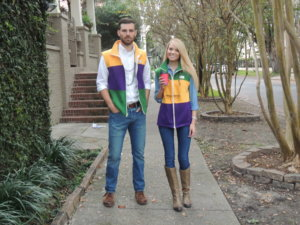 815aba2402 The Fat Tuesday Fleece has become as classic as the Perlis rugby (Photo  courtesy of Jolie and Elizabeth)