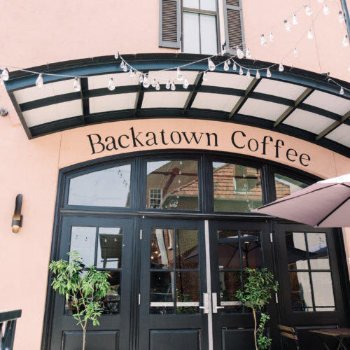 Backatown Coffee