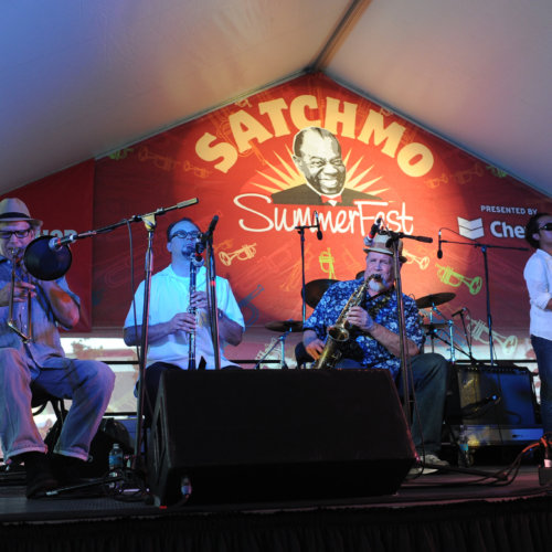 Summer Satchmo Fest