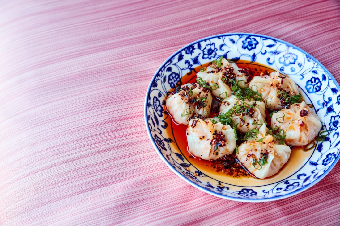 Blue Giant serves Chinese-American cuisine (photo courtesy of Blue Giant)