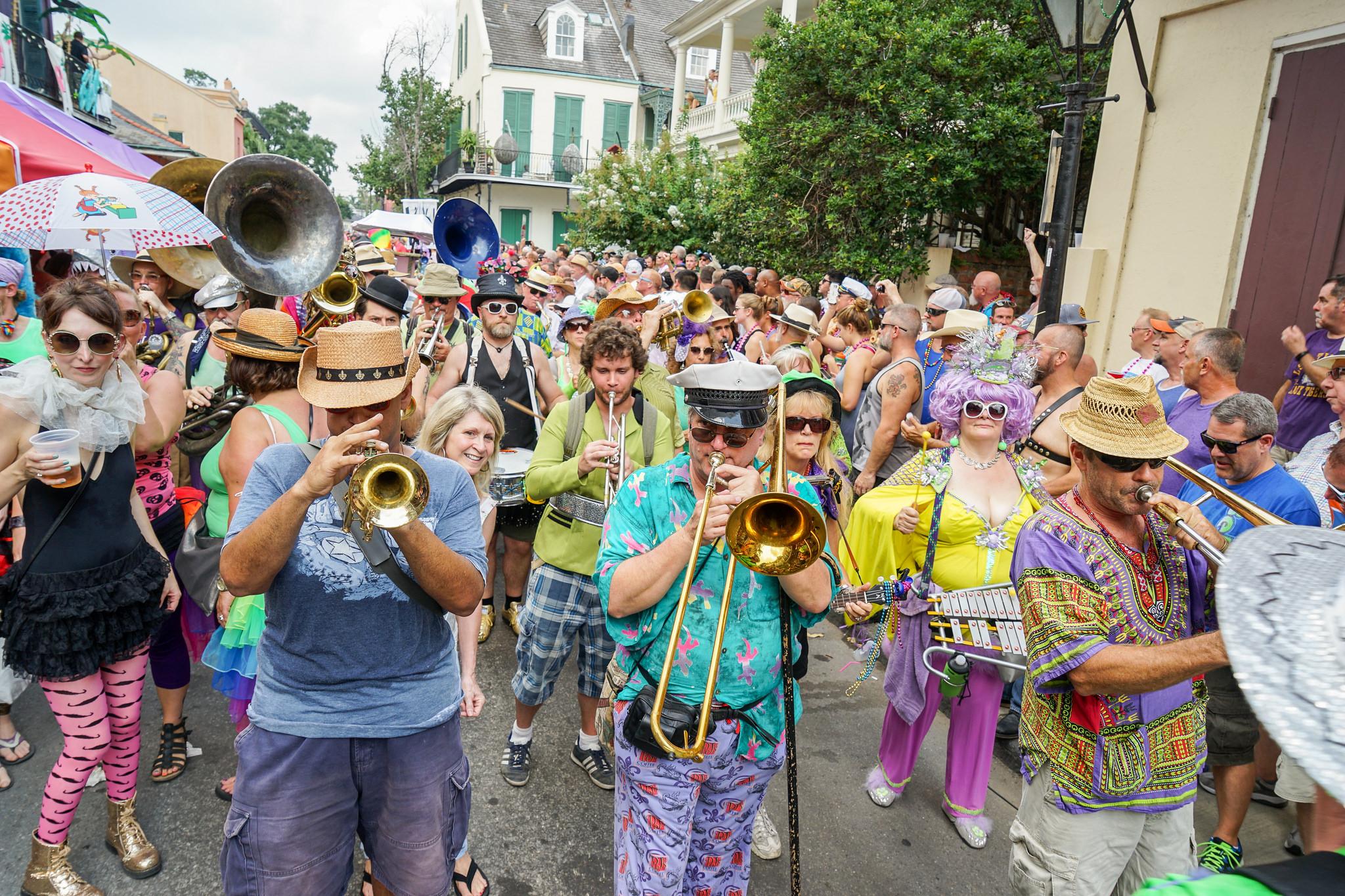 Southern Decadence Parade (Photo: Paul Broussard)