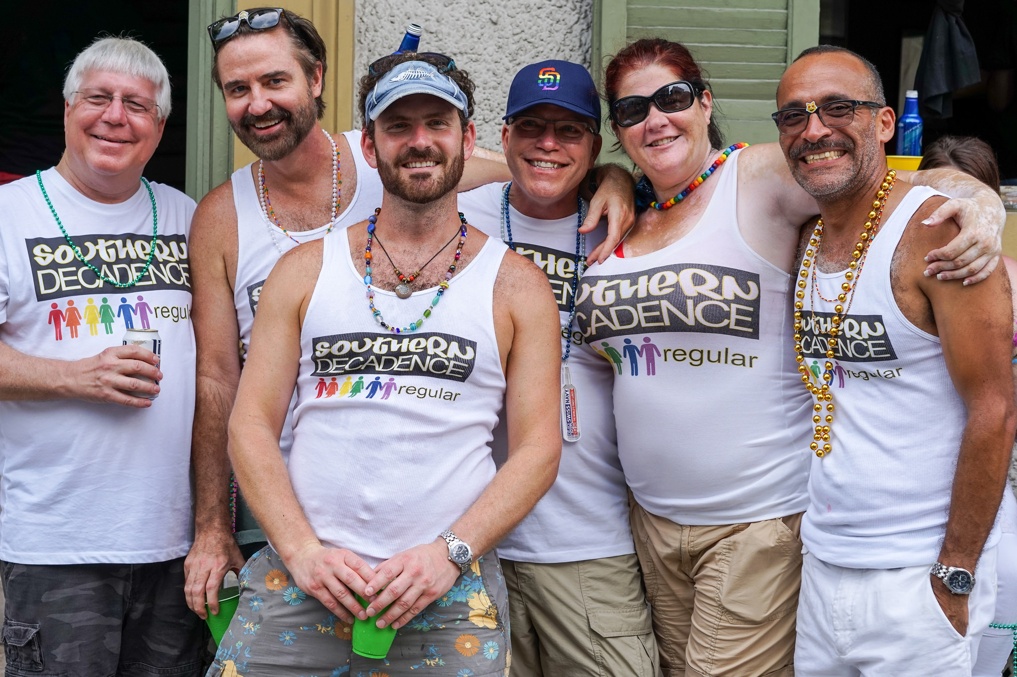Southern Decadence visitors
