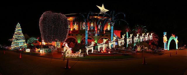 6 christmas lights - Lafreniere Park Christmas Lights