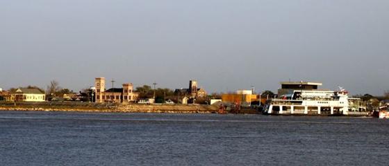 Algiers Point. Photo by Melanie Merz, courtesy of WWOZ.