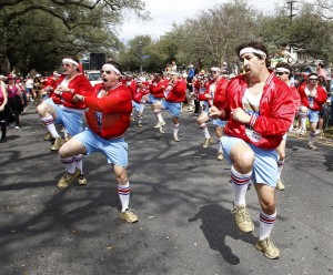 new orleans marching club