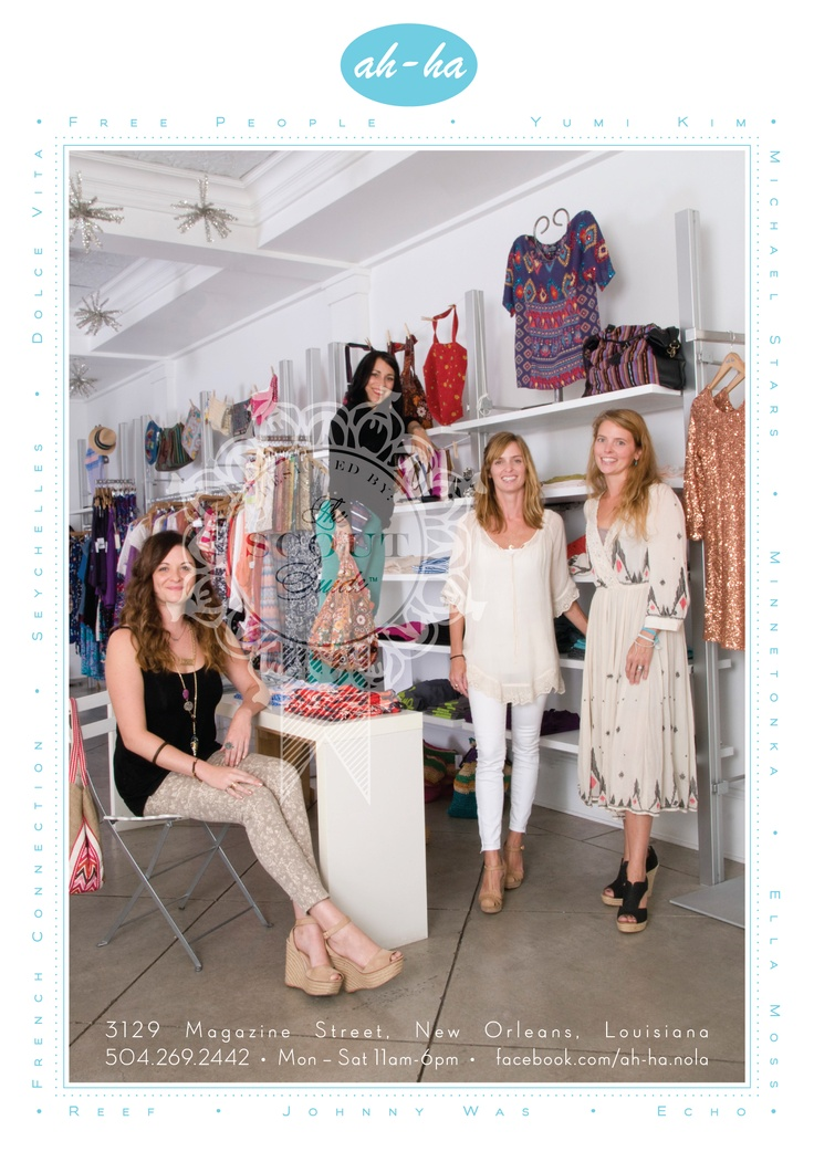 new orleans shopping guide magazine street