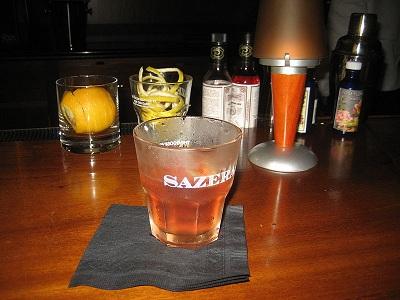 A refreshing New Orleans sazerac