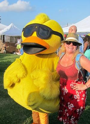 Bayou Boogaloo Music Festival new orleans rubber duck derby