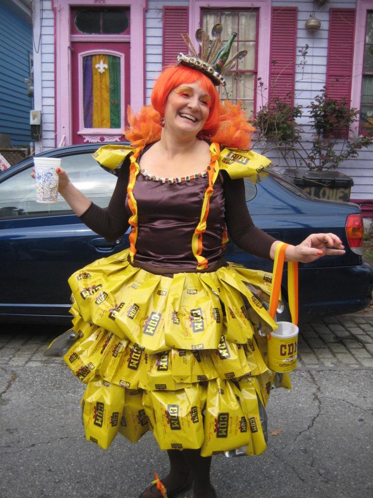 St. Anne Parade New Orleans Mardi Gras