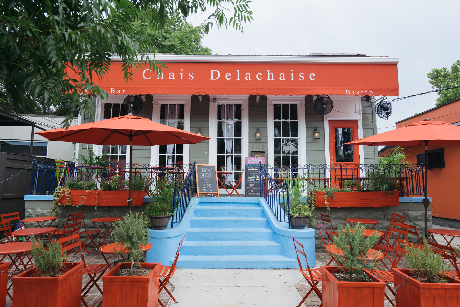 Pics outdoor dining in new orleans for Best restaurants in garden district new orleans