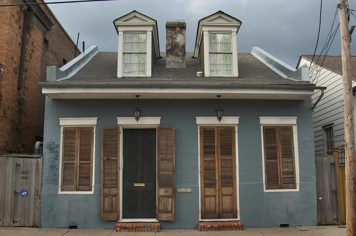 French Creole House Plans New Orleans Houses The Creole Cottage Gonola Com