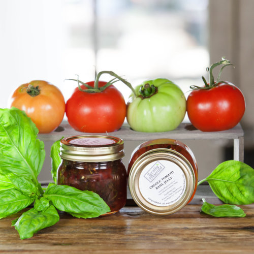creole tomato basil jelly