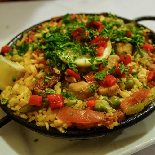 Lolas Paella and Fideuas new orleans restaurant