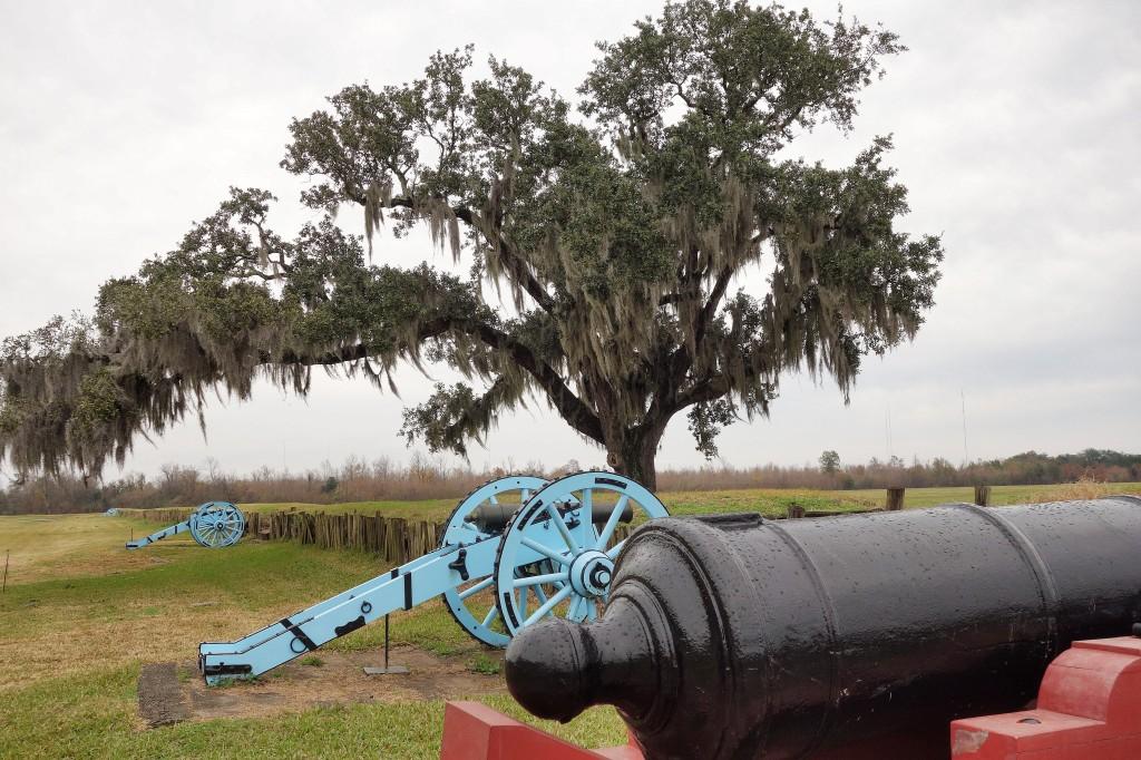 Chalmette Battlefield, Battle of New Orleans