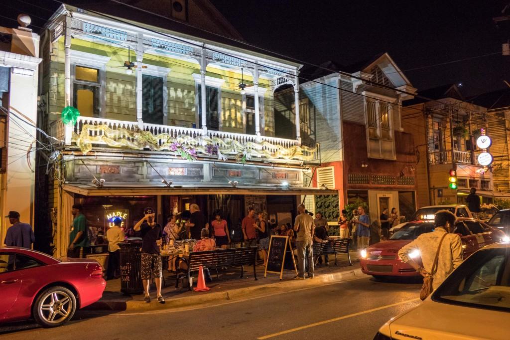 maple leaf bar new orleans oaks street nightlife