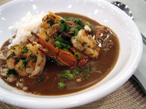 Emeril's Classic Seafood Gumbo (photo: courtesy Emeril's New Orleans)