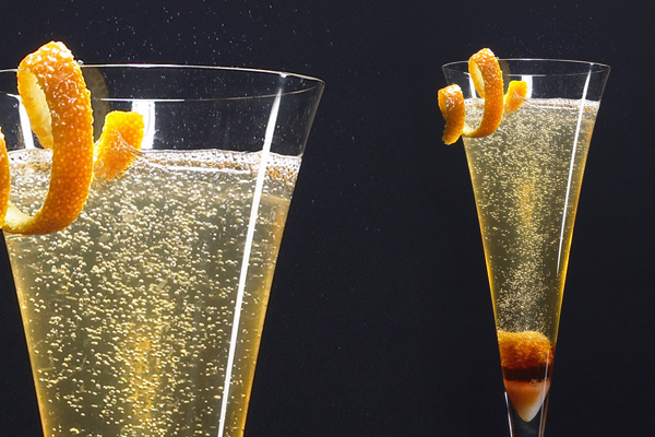 French 75: the real reason you bought all that champagne. (Photo ...