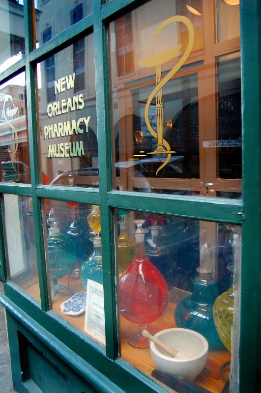 Pharmacy Museum (photo: NOTMC)