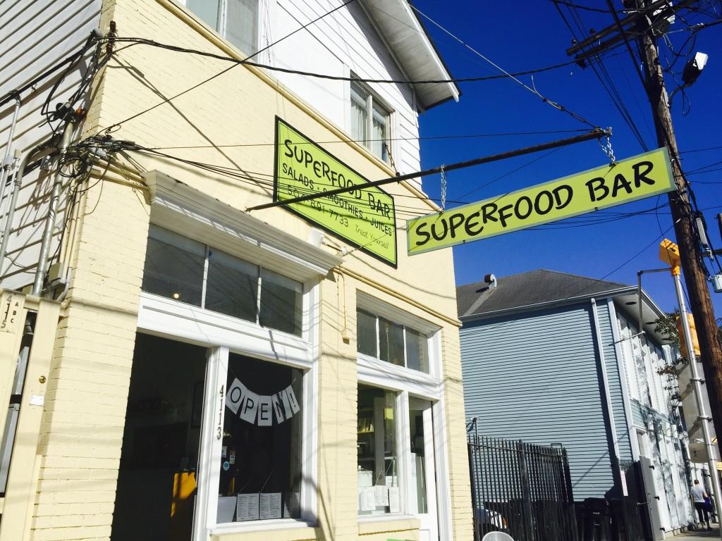 Superfood Bar