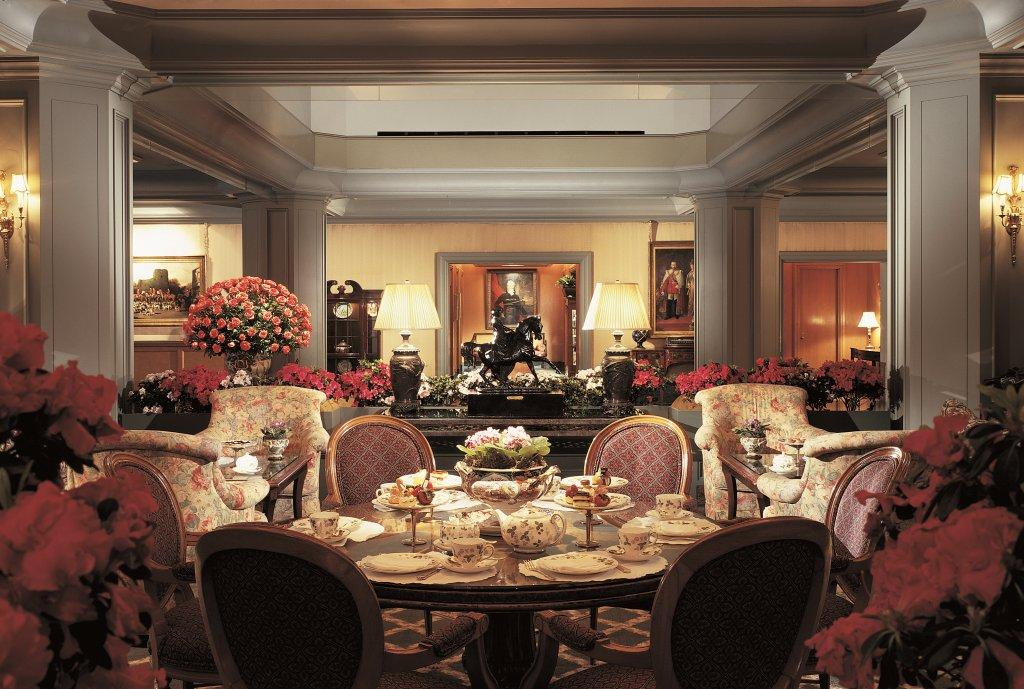 Holiday tea at new orleans finest hotels for Orleans salon