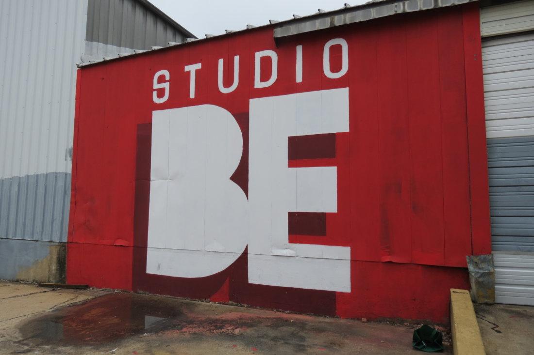 Visit Studio BE in the Bywater (photo credit Emily Ramirez Hernandez)