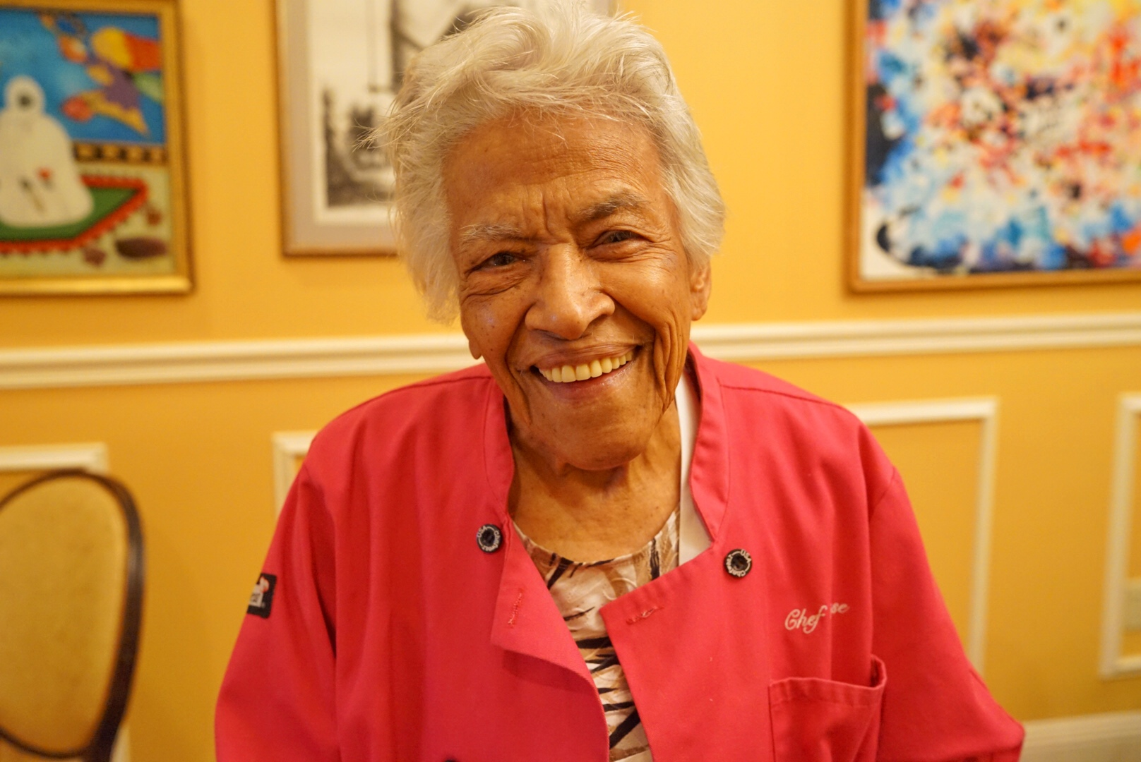 Leah Chase. (Photo: Paul Broussard)
