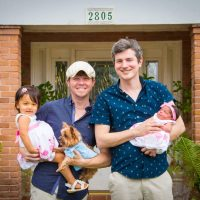 LGBT Families In New Orleans