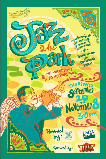 jazz in the park new orleans