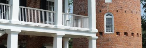 The historic sites at Jackson Barracks have undergone a multi-milion dollar renovation. Image from geauxguard.com