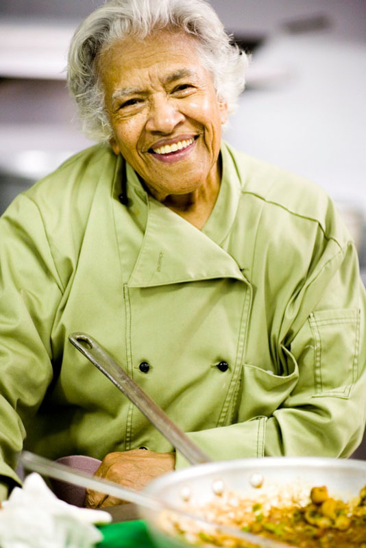 Leah Chase, the Queen of Creole Cuisine, is without a doubt one of Treme's most influential women