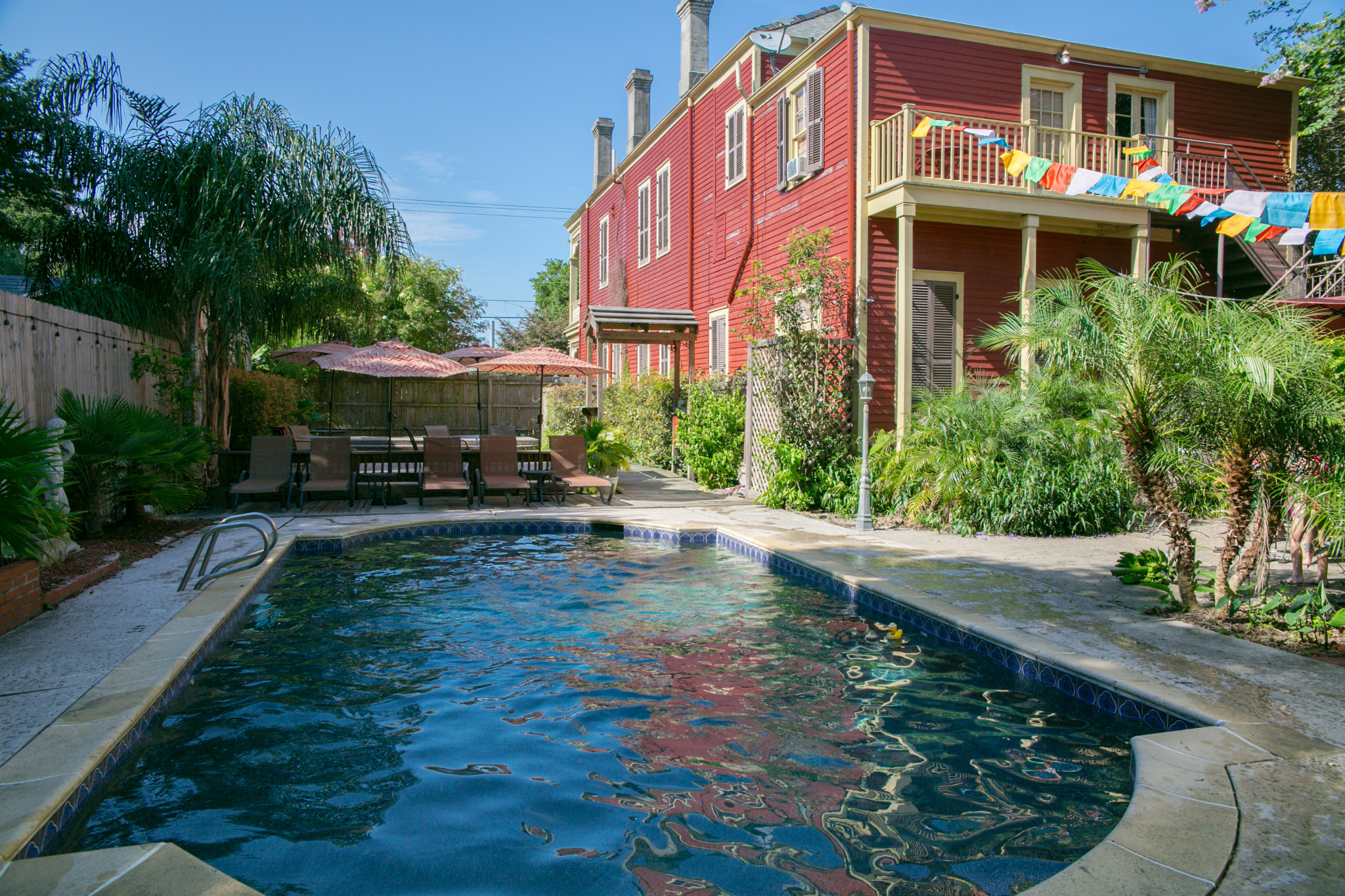 A Decadent Escape New Orleans Best LGBT B&B Courtyards