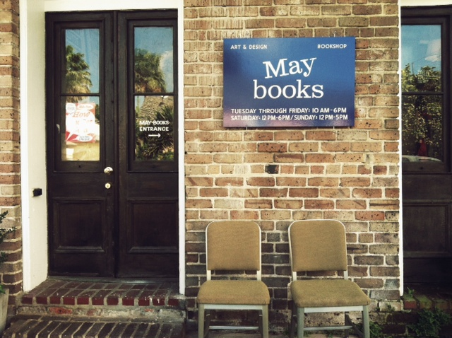 May Books entrance
